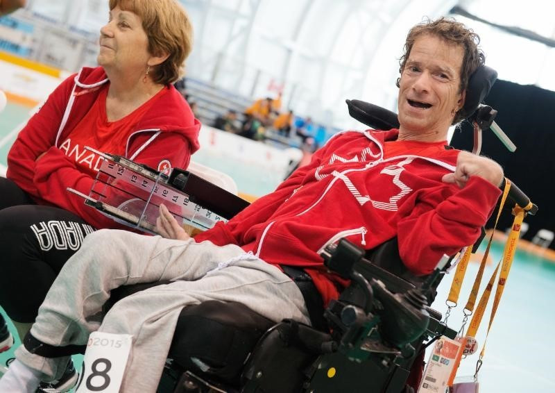 Garneau added to Canada's boccia team for Rio 2016 Paralympic Games