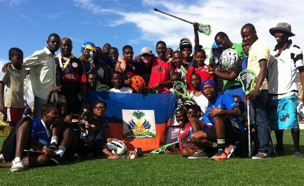 Haiti becomes member of Federation of International Lacrosse