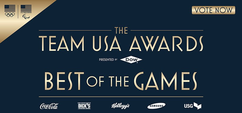 USOC announces Olympic nominees for Rio 2016 awards