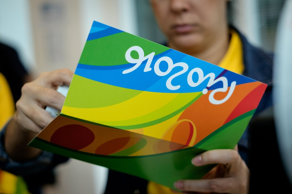 Ticket sales are rising but remain a concern for the Rio 2016 Paralympics ©Getty Images