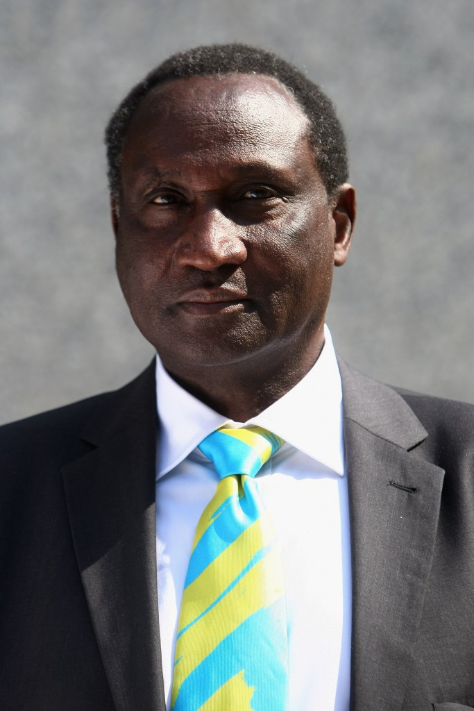 Isaiah Kiplagat has died at the age of 72 ©Getty Images