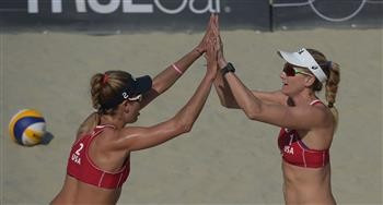 Olympic bronze medallists Walsh Jennings and Ross secure two wins at FIVB Long Beach Grand Slam