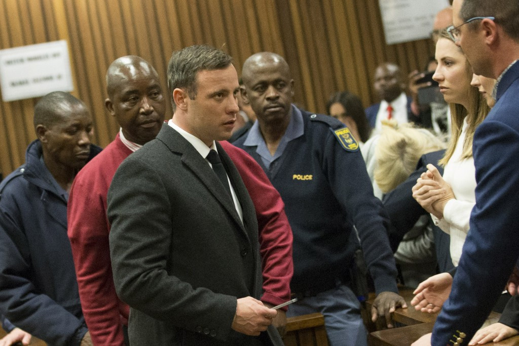Oscar Pistorius' sentence will not be increased from six years ©Getty Images