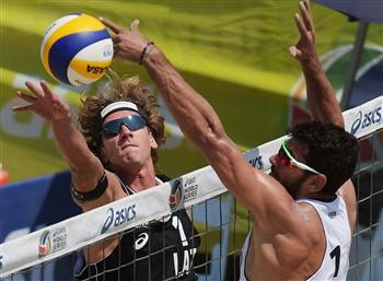Latvian duo bounce back from Rio 2016 disappointment to reach main draw at FIVB Long Beach Grand Slam