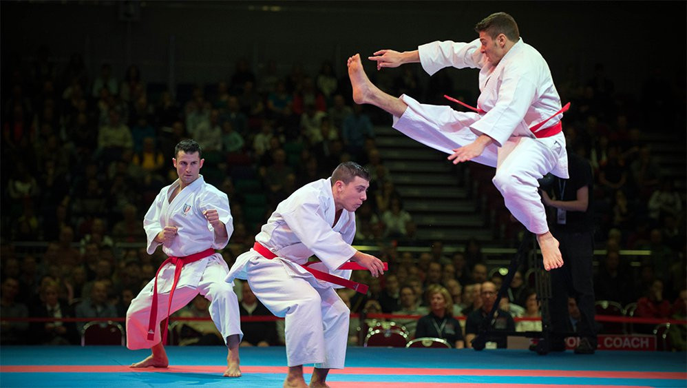 Registration opened for Karate World Championships in Linz
