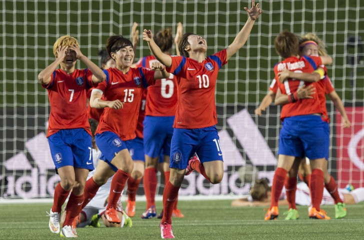 South Korea secure second round berth for first time with win over Spain at Women's World Cup