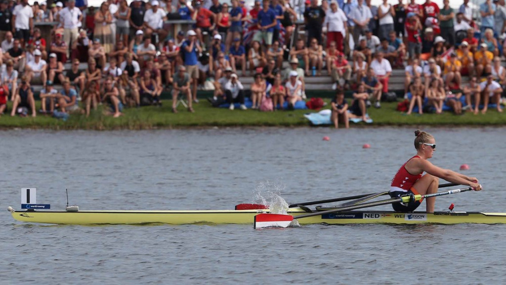 Netherlands top medal table at home World Rowing Under-23 Championships