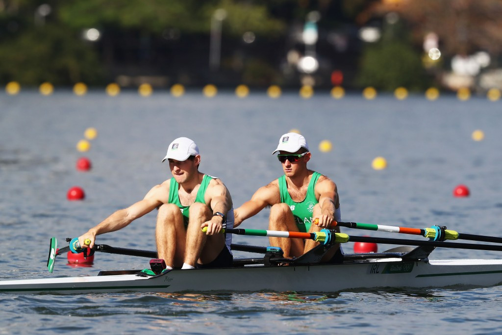 Rio 2016 silver medallist O'Donovan goes one better at World Rowing Championships