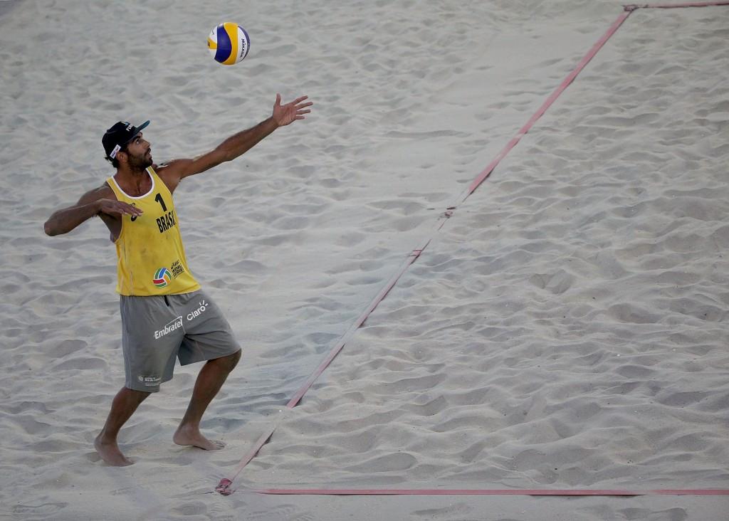 American pair set up FIVB Long Beach Grand Slam final against Brazilians