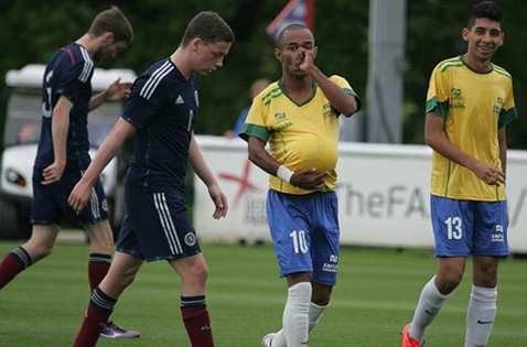 Brazil thrash Scotland to begin Cerebral Palsy Football World Championships campaign in style