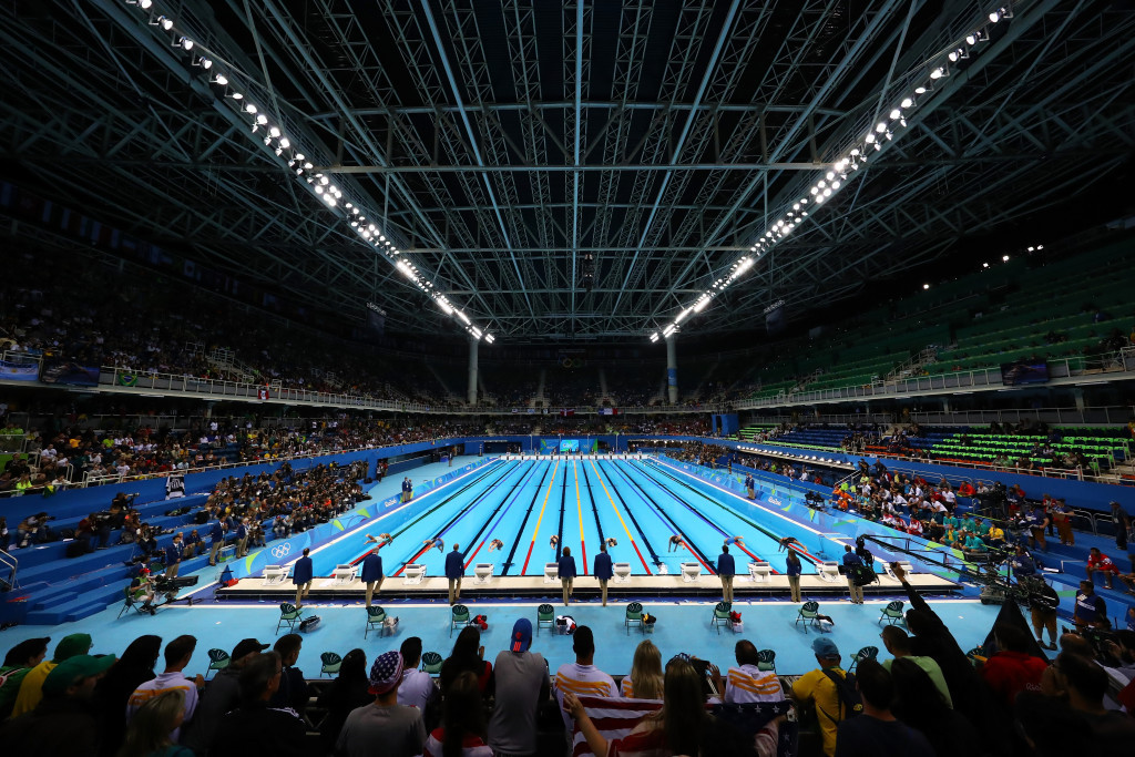 The athlete was reportedly a member of the South Korean swimming team at Rio 2016 ©Getty Images