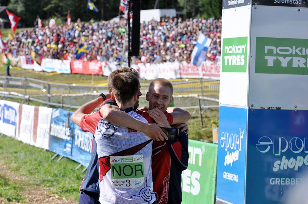 Norway and Russia claim respective men's and women's relay gold at World Orienteering Championships