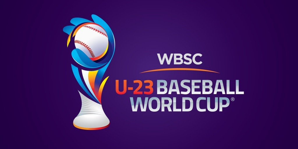 WBSC unveils logo and line-up for inaugural Under-23 Baseball World Cup