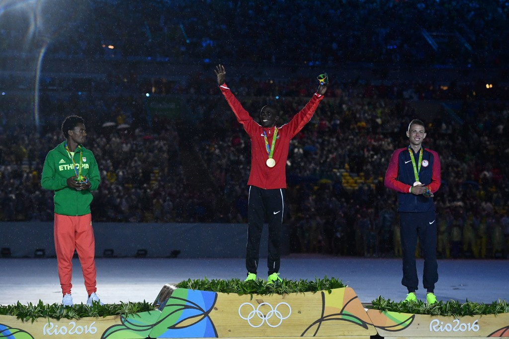 Kenya enjoyed medal success at Rio 2016 but problems have mounted away from the sport ©Getty Images