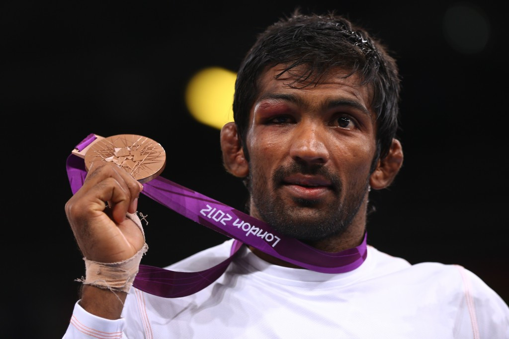 Indian wrestler claims London 2012 bronze medal has been upgraded to silver