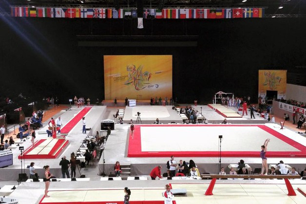 World stars head to Montpellier for European Artistic Gymnastics Individual Championships