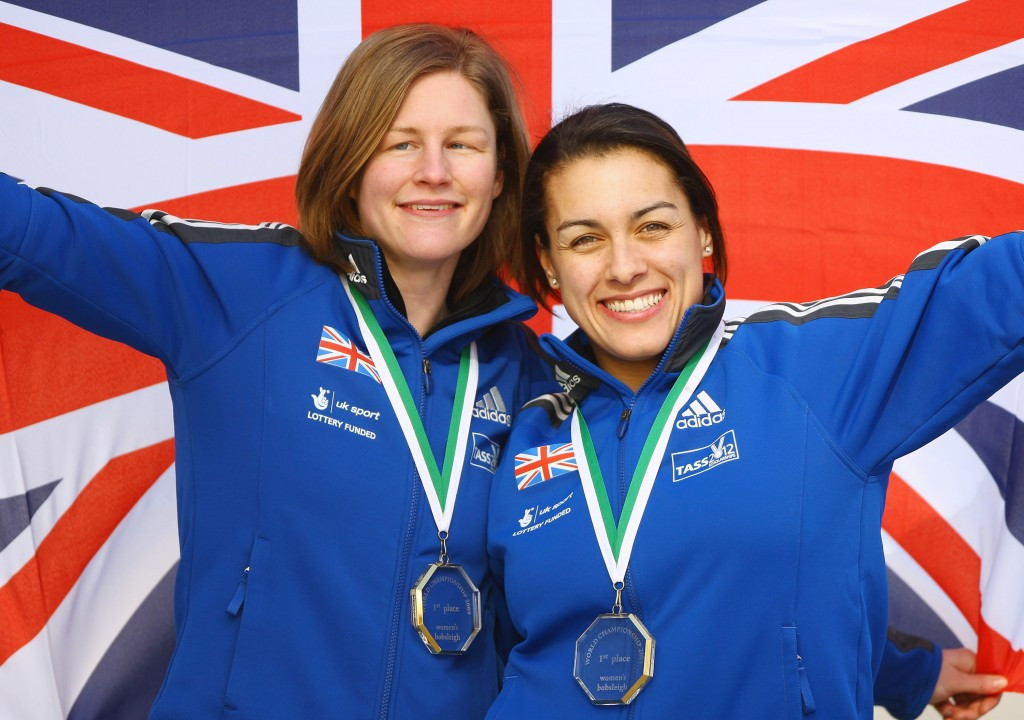 Gunn's proudest achievement came in 2009 when he coached Nicola Minichiello and Gillian Cooke to World Championships gold