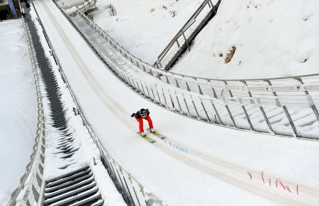 The Utah Olympic Park will host more than 700 athletes during the 2017 Nordic Junior and Under-23 World Championships ©Getty Images