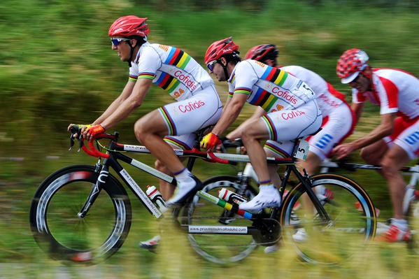 Metelka maintains winning streak as Yverdon-les-Bain Para-cycling Road World Cup ends