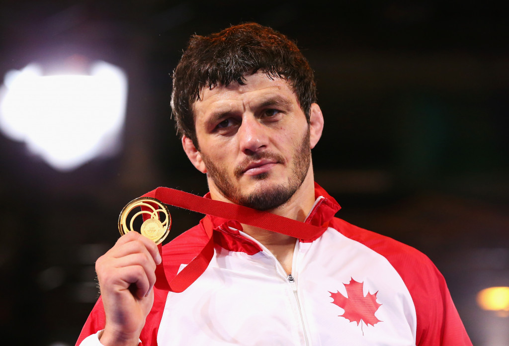 Commonwealth Games gold medallist Tagziev given four-year doping ban