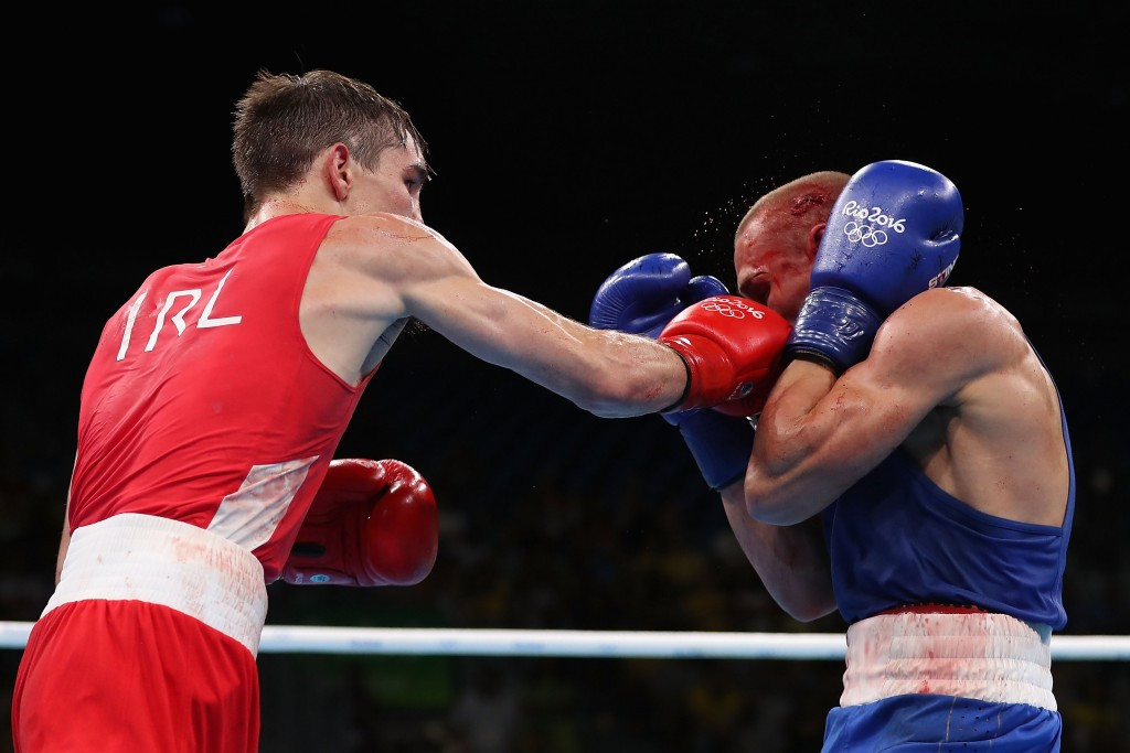 The International Boxing Association has said it will propose the possible introduction of a five-judge scoring system ©Getty Images