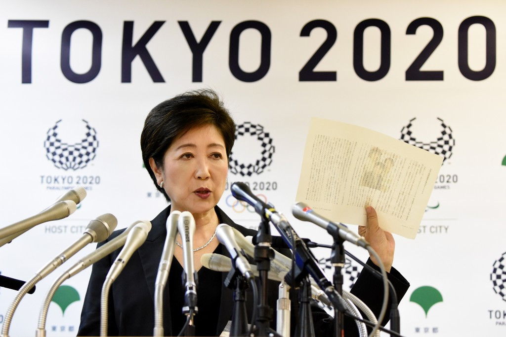 "Tokyo Governor vows to ensure ""cost effective"" Olympics in 2020"