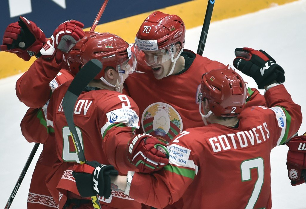 Final three qualification places for Pyeongchang 2018 men's ice hockey tournament set to go up for grabs