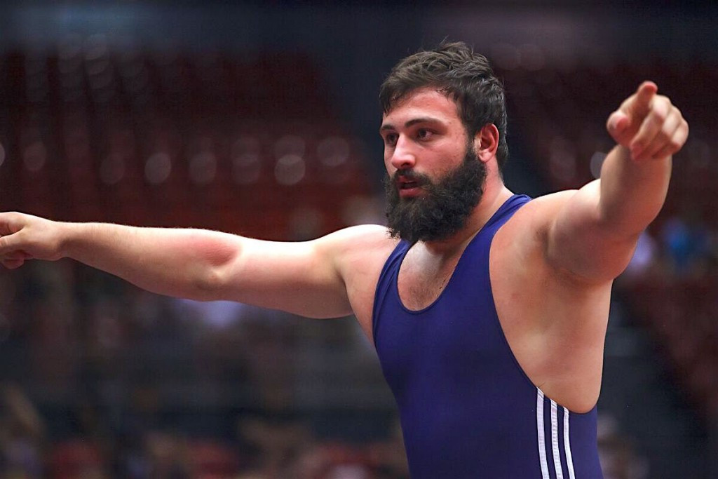 Georgia claim Greco-Roman team title after winning three more golds at Junior Wrestling World Championships