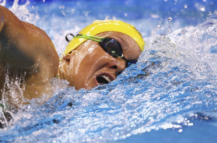 2008 Olympic relay champion Kylie Palmer has been provisionally suspended for a positive doping test in 2013 ©Getty Images