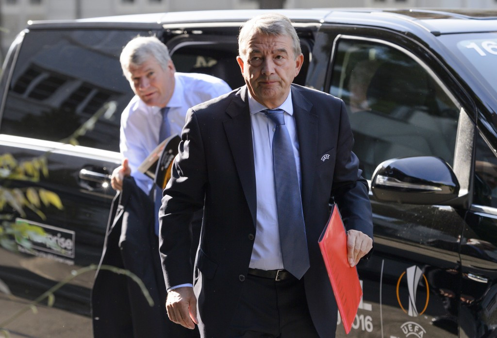 Former DFB President Wolfgang Niersbach is also part of the Swiss criminal probe ©Getty Images
