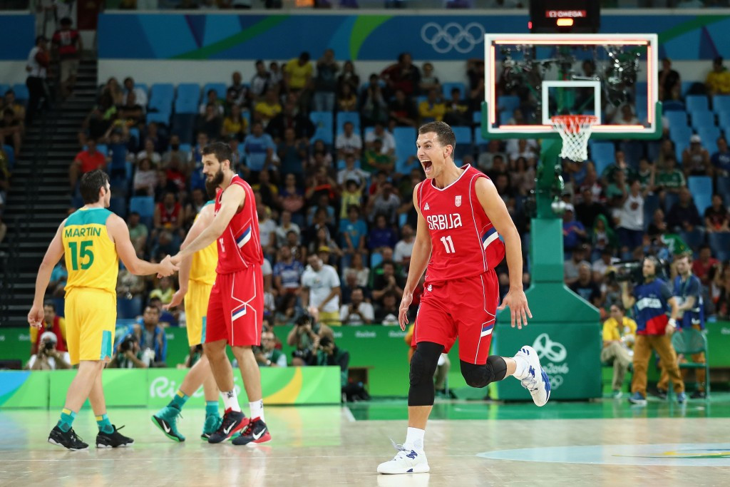 An AOC Disciplinary Committee called on Brazilian authorities to remove the record of criminal proceedings brought against nine athletes who gained access to the Rio 2016 basketball semi-final ©Getty Images