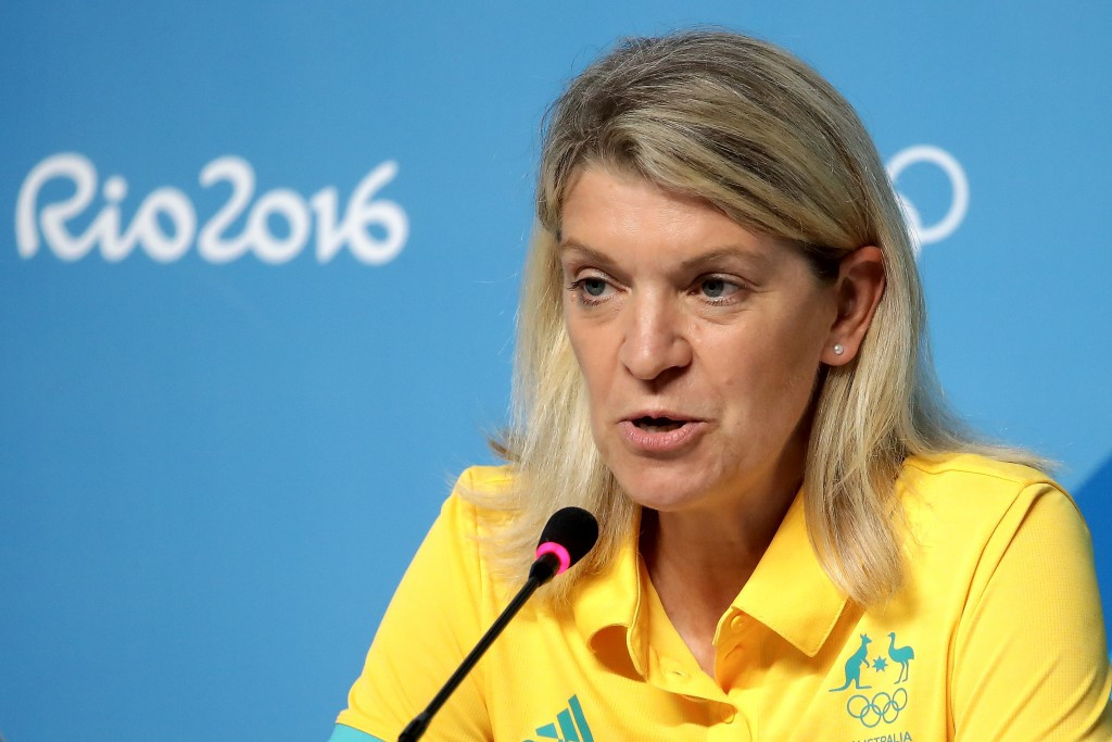 AOC Chef de Mission Kitty Chiller had already issued an apology to the athletes involved ©Getty Images