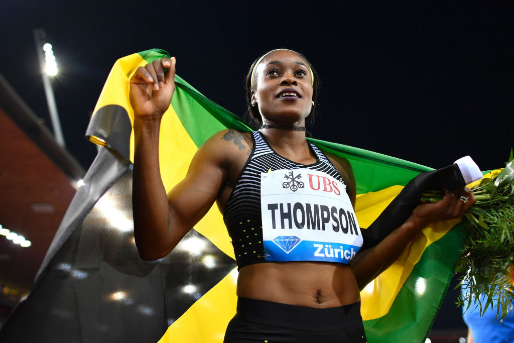 Thompson sweeps 200m board in Zurich Diamond League as Muir finishes on 1500m high