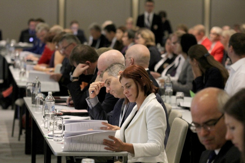 Executive Board elections and sweepgate to feature heavily at WCF Congress and Annual General Assembly
