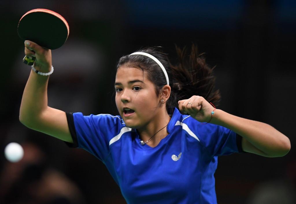 Diaz sets record straight against shibata at ittf czech open - International table tennis federation ittf ...
