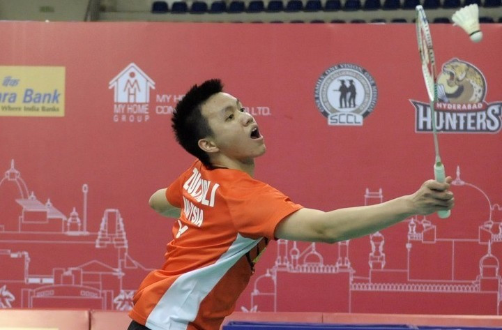 Top three men and women all secure safe passage through to quarter-finals of BWF 2016 Brazil Grand Prix