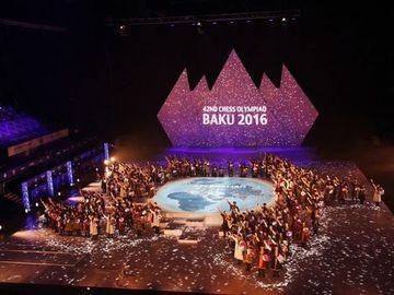 42nd Chess Olympiad opened in Baku