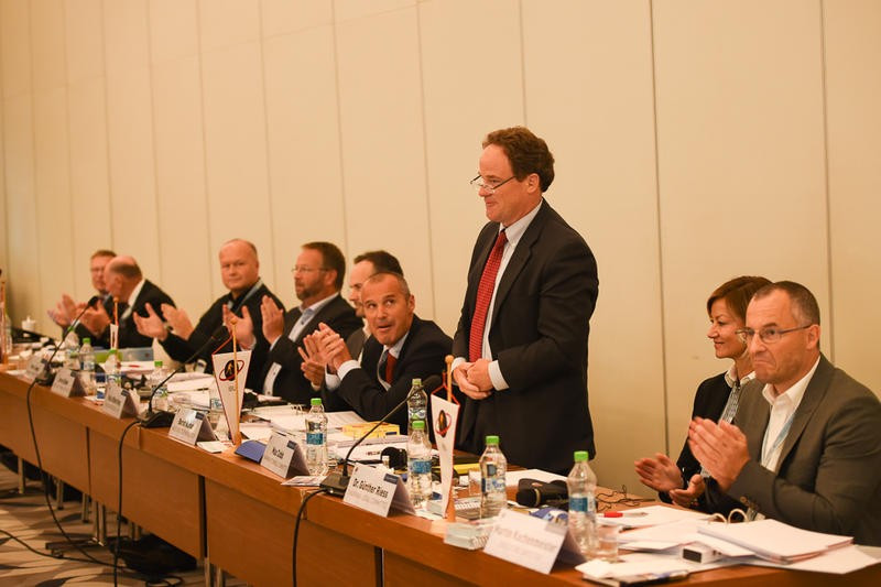 Cobb elected IBU vice-president of sport at governing body's Congress