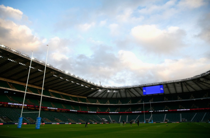 A total of 4,000 tickets will be made available for each of the two quarter-final ties to be played at Twickenham