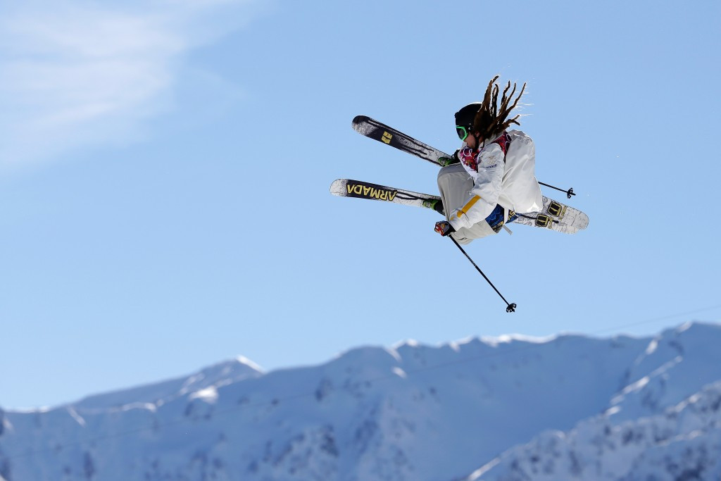 Henrik Harlaut performed his signature nosebutter dub 1260 on the way to winning the men's competition ©Getty Images