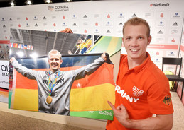 Hambüchen scoops German Sports Aid Foundation Athlete of the Month prize