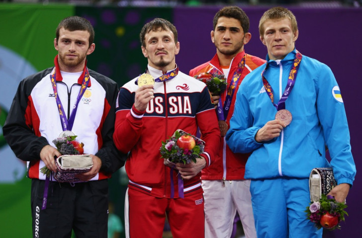 Russia top European Games wrestling medals table with hat-trick on final day of competition