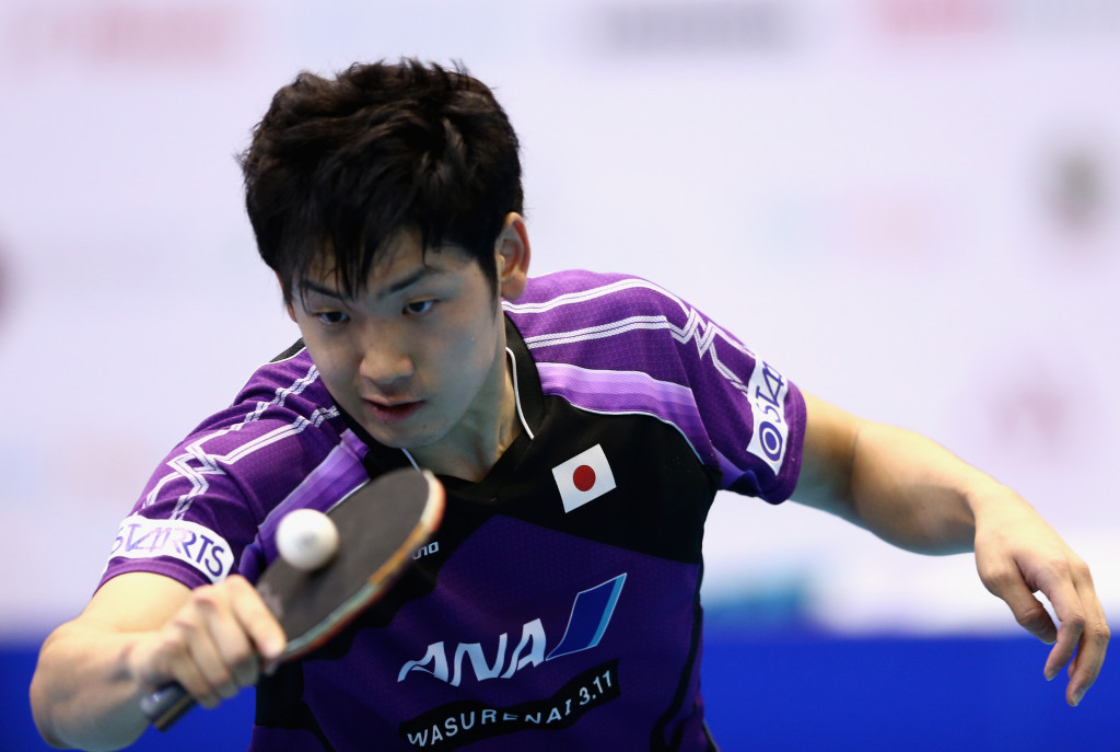 Muramatsu bags second title as South Korea begin to repair Rio 2016 damage at ITTF Czech Open
