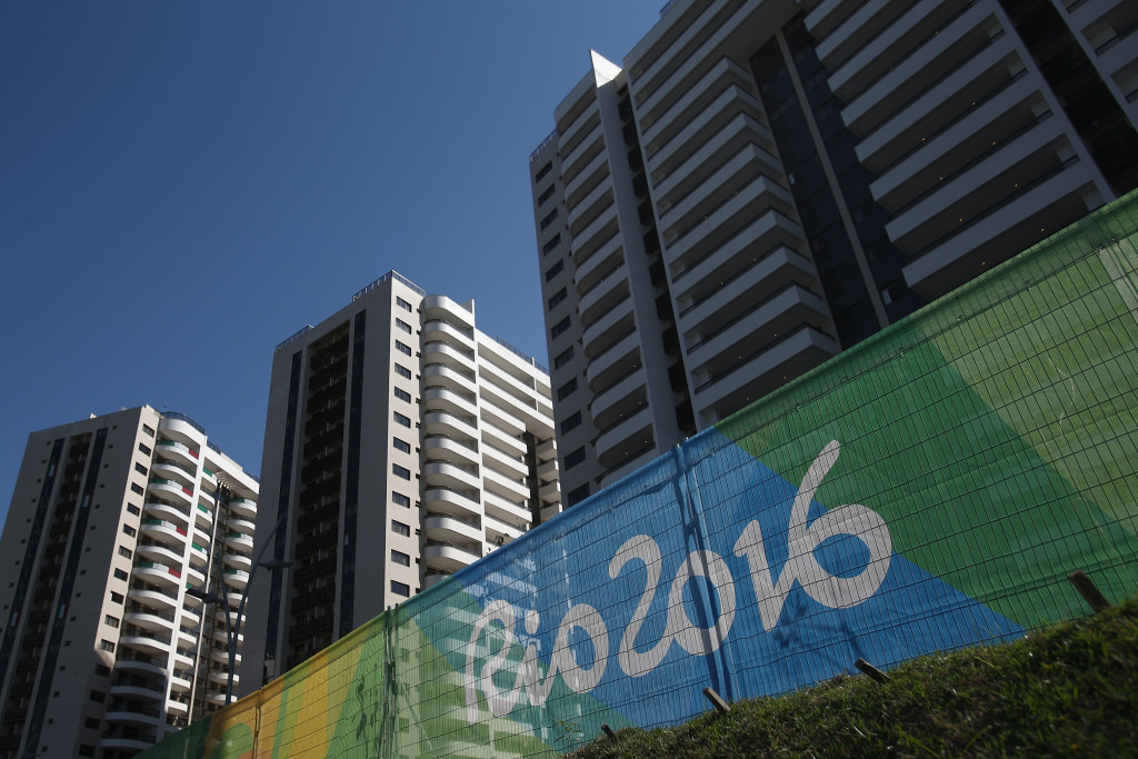 Spanish Paralympians have money stolen from room at Rio 2016 Athletes' Village