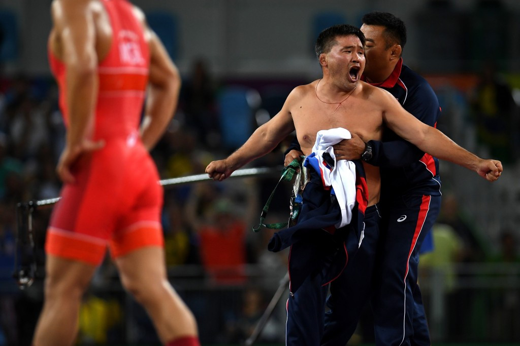 United World Wrestling to fund referee improvements following Rio 2016 controversies