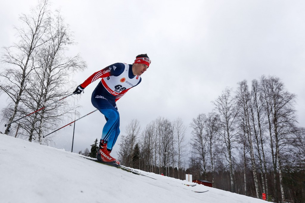 Russian cross-country skier criticises summer ban for Norwegian rival Sundby