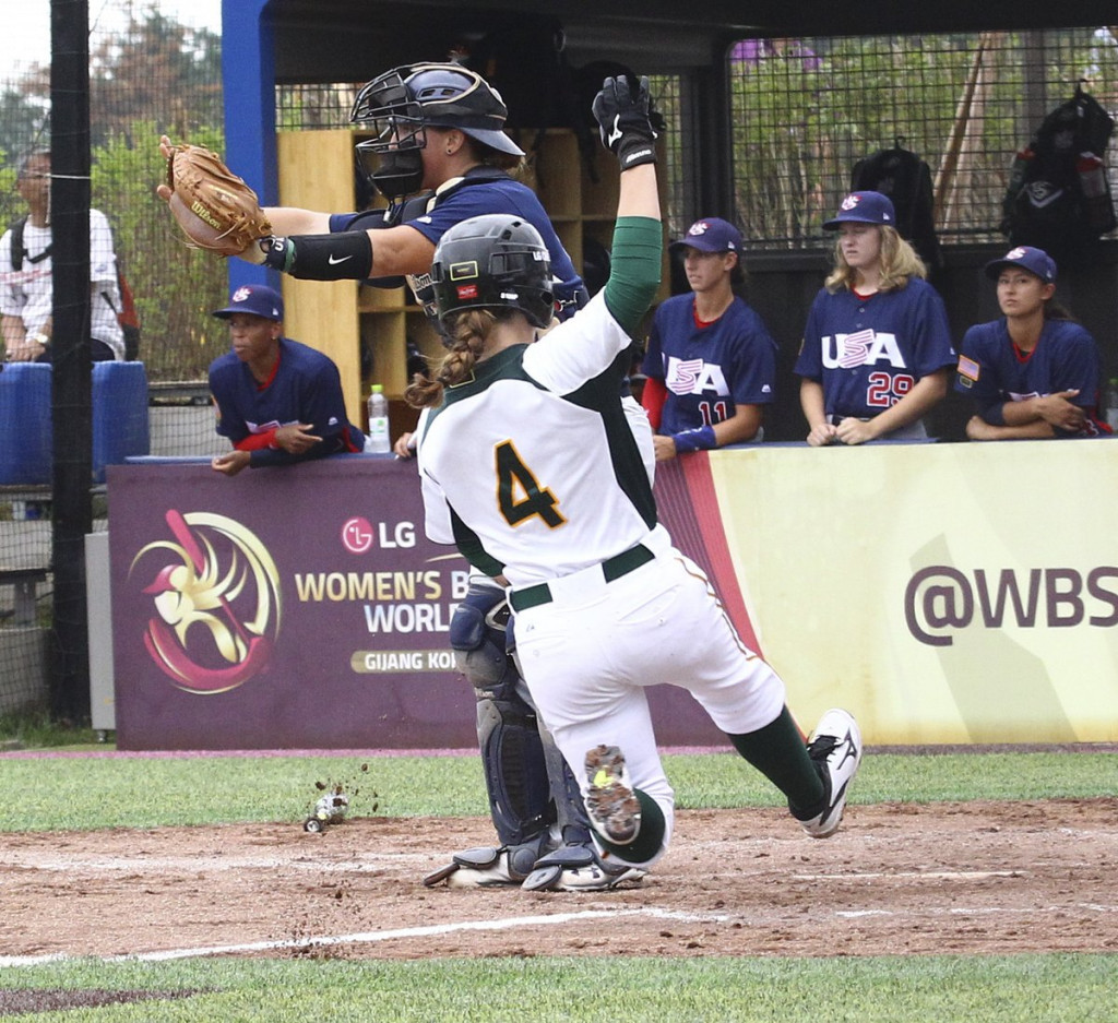 United States knocked out of Women's Baseball World Cup after being thrashed by Australia