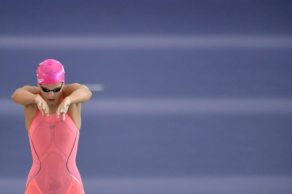 Russian swimmers like Yuliya Efimova were belatedly permitted to compete at Rio 2016 despite opposition ©Getty Images
