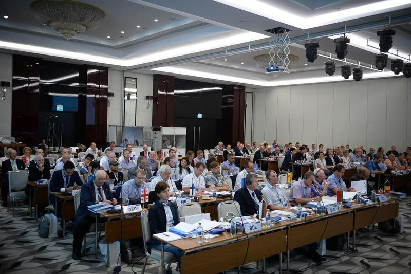 Russia was awarded the World Championships at the IBU Congress in Chisinau in Moldova ©IBU