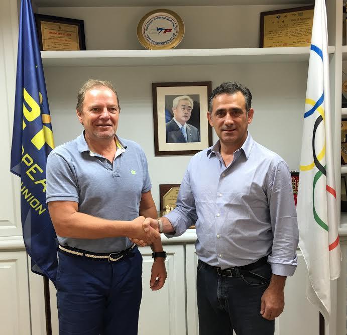 European Taekwondo Union appoint Lehner to Council
